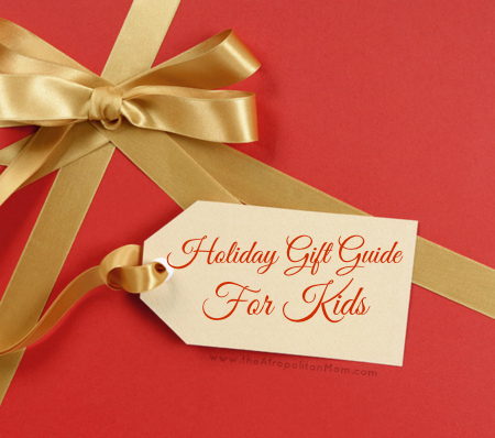 2013 Holiday Gift Guide For Kids