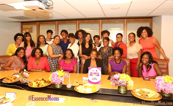 Essence Magazine Mommy Meetup