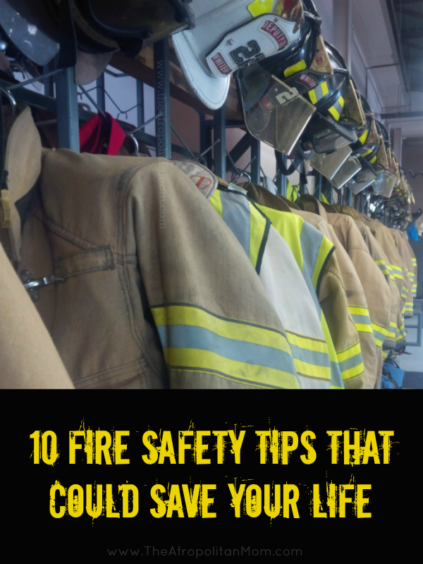 10 Fire Safety Tips That Could Save Your Life