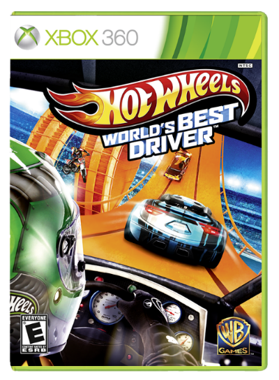 Hot Wheels World's Best Driver