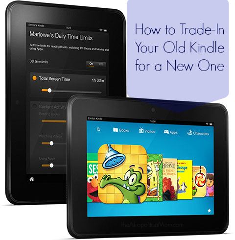 How to Trade-In Your Old Kindle for a New One on Amazon
