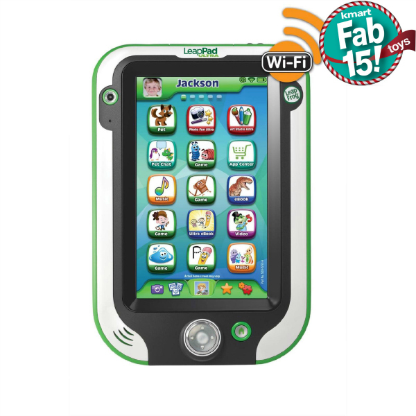 LeapFrog LeapPad Ultra Learning Tablet giveaway
