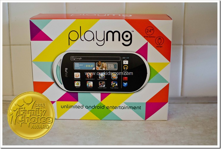 PlayMG Portable Android Gaming Device