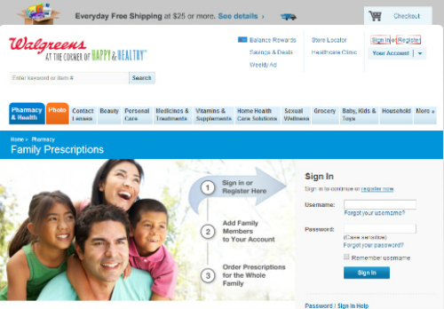 Walgreens Family Prescription Management, #WalgreensRX, #shop, #cbias
