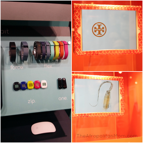 Fitbit - Tory Burch at CES 2014