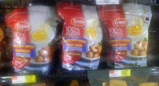 Tyson Batter Dipped Chicken Breast Tenders at Walmart