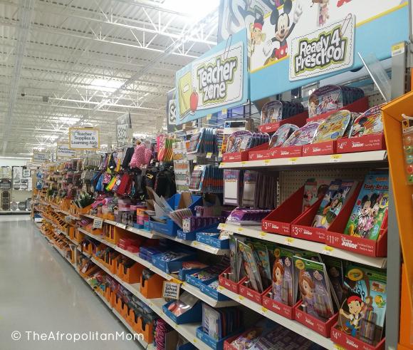 Getting Ready for Preschool with Disney Junior #Ready4Preschool Walmart