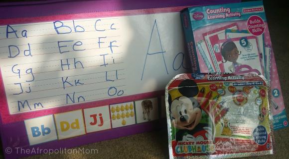 #Ready4Preschool  Getting Ready for Preschool with Disney Junior