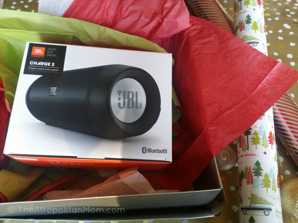 Ultimate Holiday Play List plus JLB Charge 2 Giveaway cbias