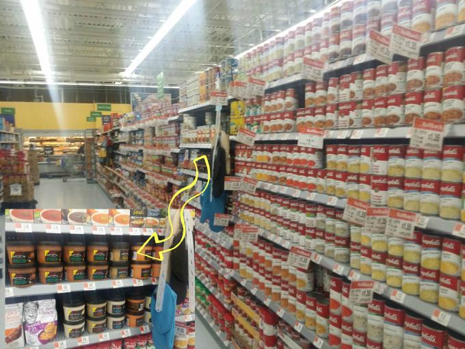 Campbell's Slow Kettle Soup at Walmart cbias #shop