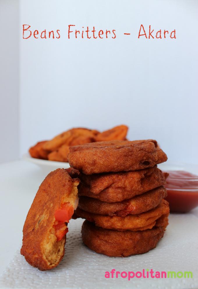 Beans Fritters - Akara - Acaraje Recipe