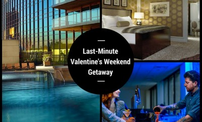 Last-Minute Valentine's Weekend Getaway