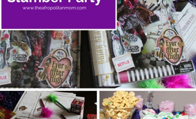 Ever After High Spring Unsprung - Enchanted Slumber Party with Printables