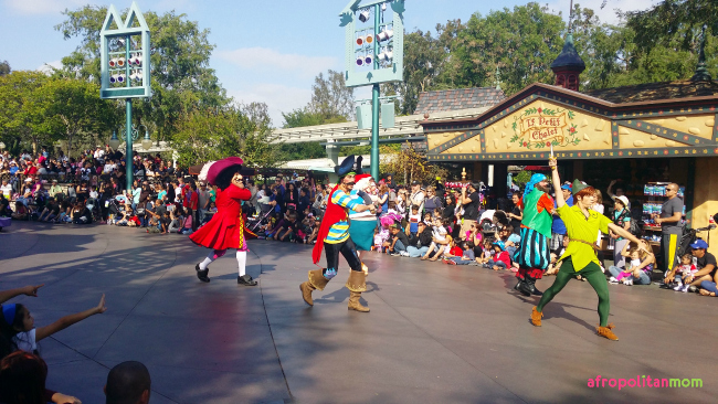 Mickey's Soundsational Disneyland Parade