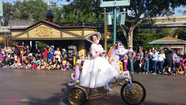 Mickey's Soundsational Parade at Disneyland - Afropolitan Mom