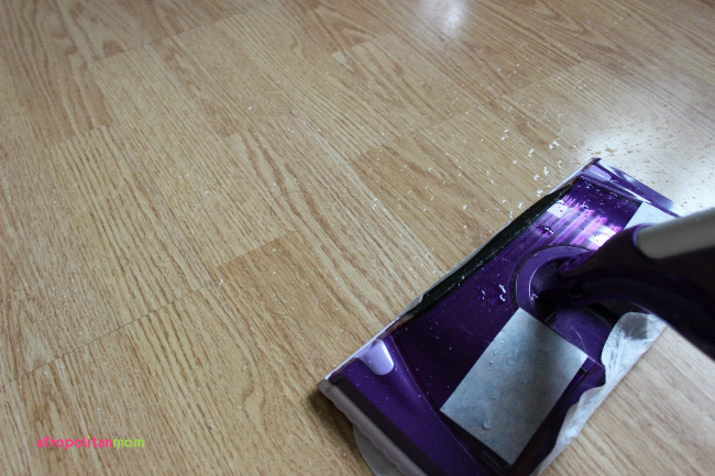 DIY Floor Wipes - Poise