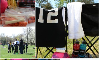 How to Create the Ultimate Sideline Hero Kit
