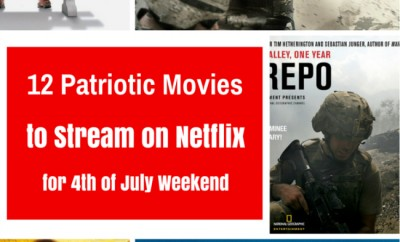 12 Patriotic Movies to Stream on Netflix
