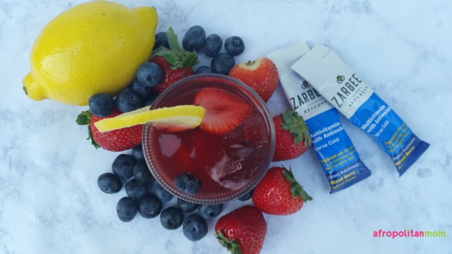 Zarbee's Multivitamin Mix Drink
