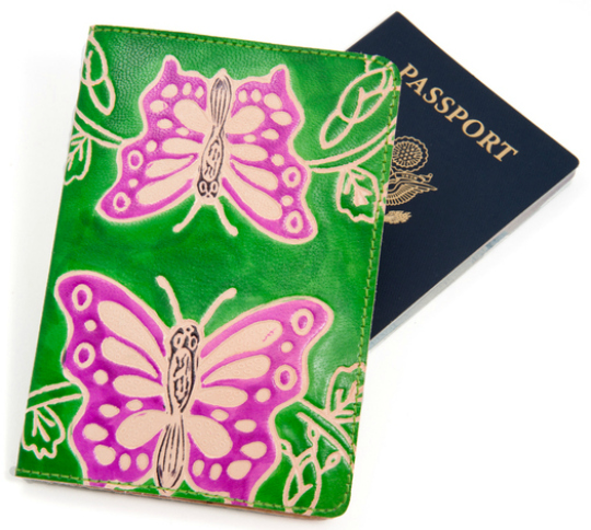 Butterfly-Passport-Cover
