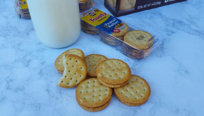 Lance Peanut Butter Sandwich Crackers & Cookies
