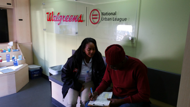 Walgreens National Urban League