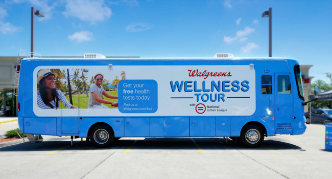 Walgreens Wellness Tour