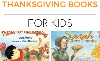 7 Thanksgiving Books for Kids