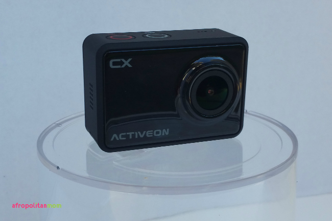 Activeon CX or GoPro