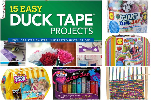 60+ Christmas Gifts for Creative Kids