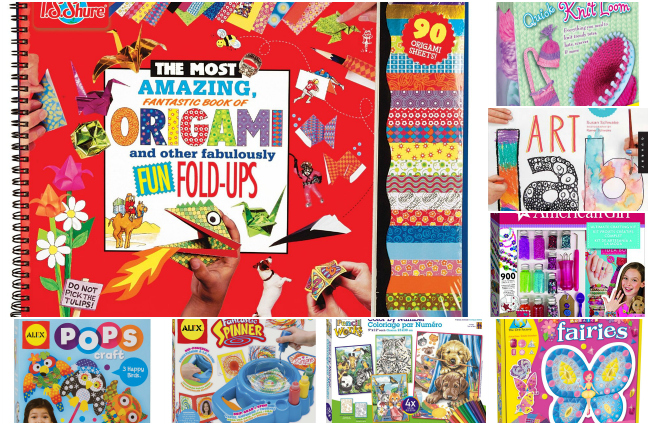 60+ Craft Gifts for Kids