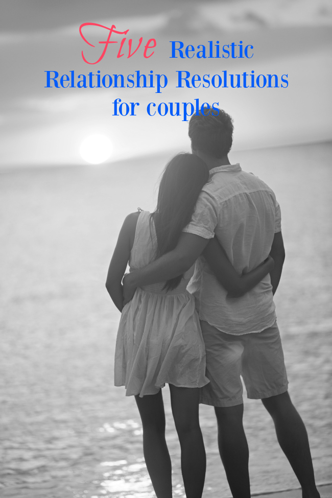 Relationship Resolutions for Couples