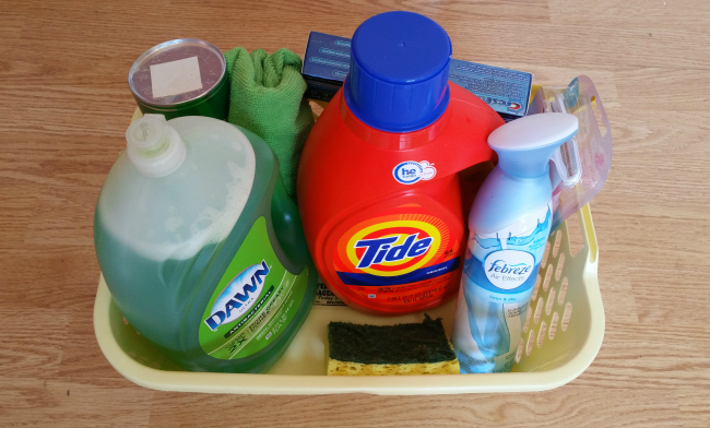 Essential Spring-Cleaning Tools