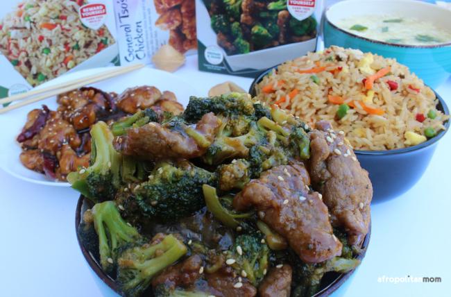InnovAsian Beef & Broccoli