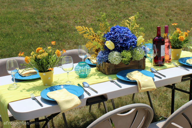 Easy Summer Dinner Party Ideas and Tips