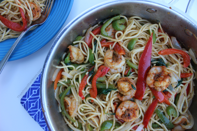 Cajun Shrimp Pasta Recipe