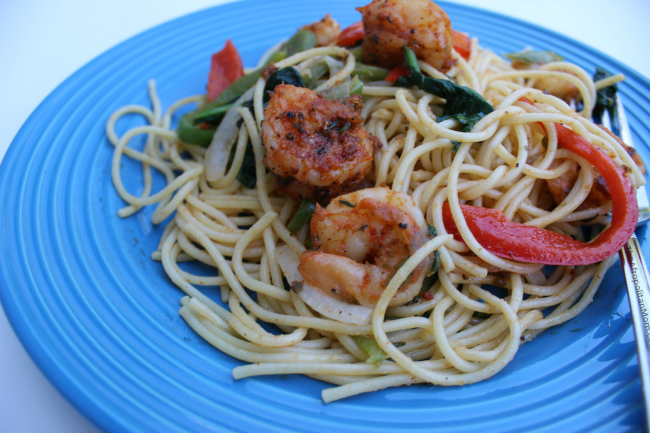 Easy Cajun Shrimp Pasta Recipes