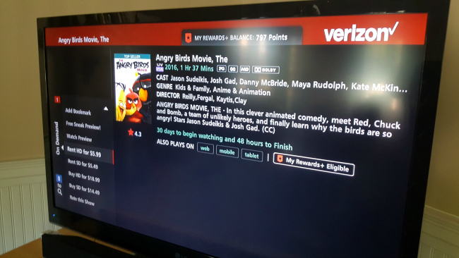 Wrapping Up Summer with Verizon Fios