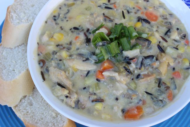 crock-pot-chicken-and-wild-rice-soup