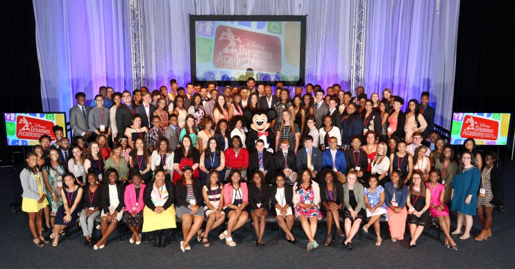 Annual Disney Dreamers Academy