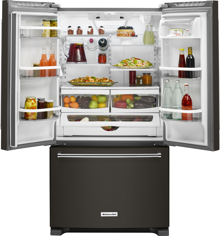 Kitchenaid Black Microwave: Kitchen Appliance Crush- KitchenAid Black Stainless