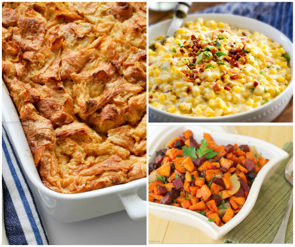30 Easy Make-Ahead Thanksgiving Side Dishes