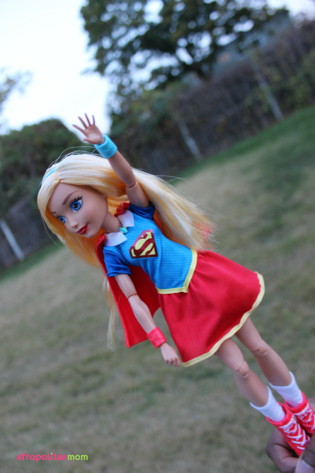 DC Super Hero Girls Dolls