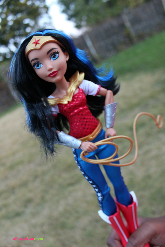 wonder woman - DC Super Hero Girls Dolls