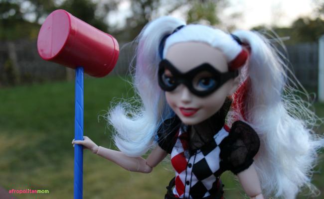 Harley Quinn Doll