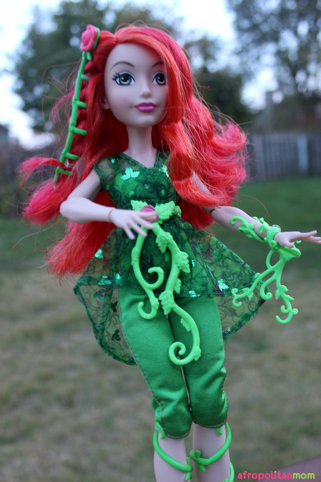 Poison Ivy - DC Super Hero Girls