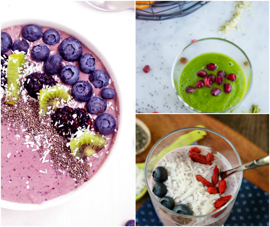 10 Non-Boring Smoothie Recipes for Weight Loss