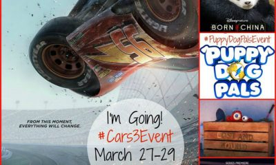 Follow me to San Francisco for the Cars 3 Event