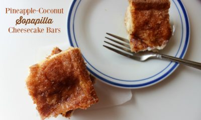 Easy Sopapilla Cheesecake Bars