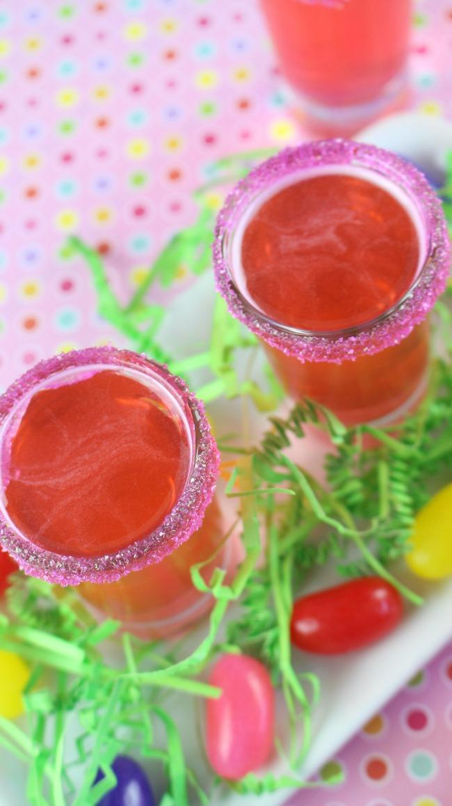 Melon Sour Cocktail